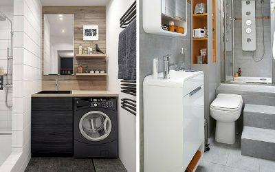 Idées décoration petite salle de bain